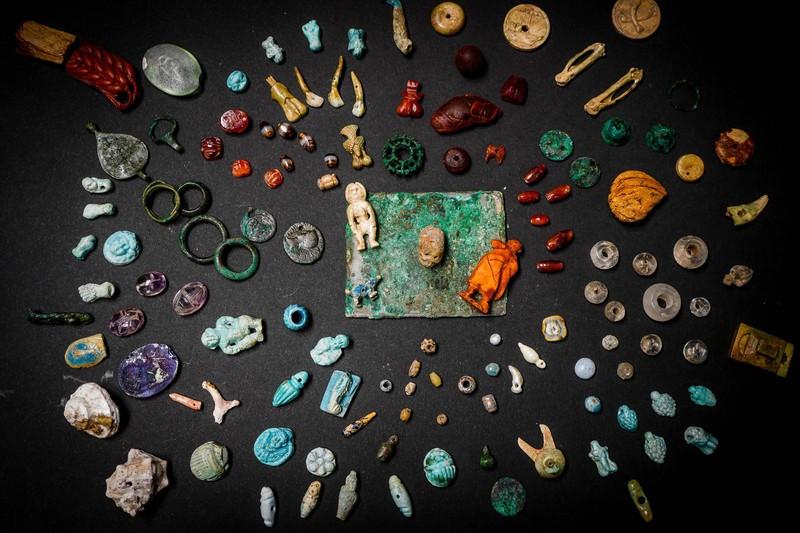 В Помпеях откопали сокровища колдуний.Вокруг Света. Украина