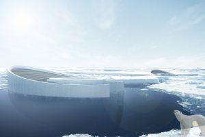 Субмарины по производству айсбергов замедлят таяние льдов?