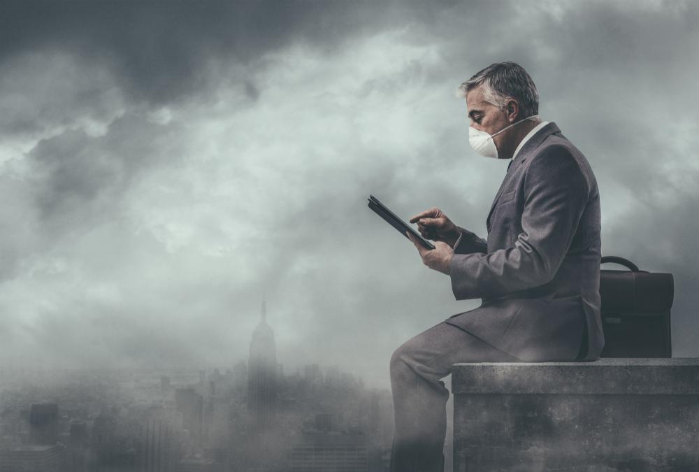 Вдыхание грязного воздуха равнозначно курению – исследование