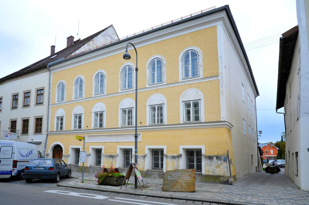 В Австрии суд поставил точку в споре за дом Гитлера.Вокруг Света. Украина