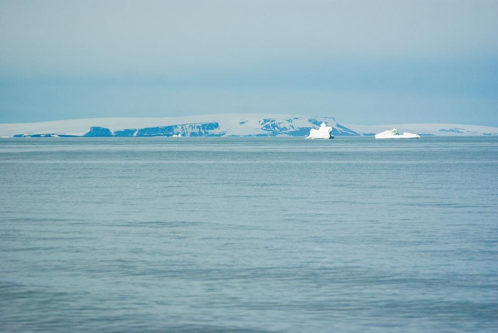 В водах Аляски не осталось льда