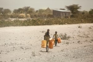 Жители Африки больше всех пострадают от изменений климата - ученые