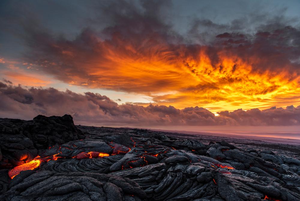 Геологи обнаружили в Австралии сотню подземных вулканов