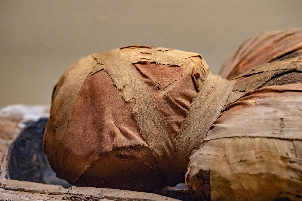 В скалах Йемена найдены мумии бронзового века