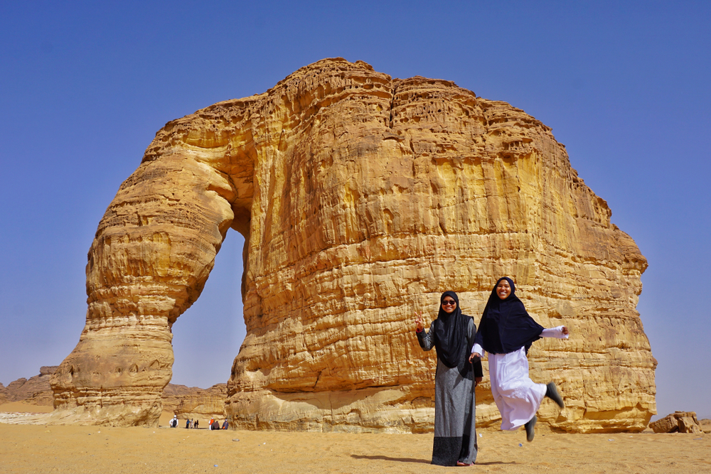 Саудовским женщинам позволили путешествовать самостоятельно