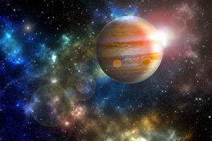 Астроном случайно сфотографировал падение астероида на Юпитер