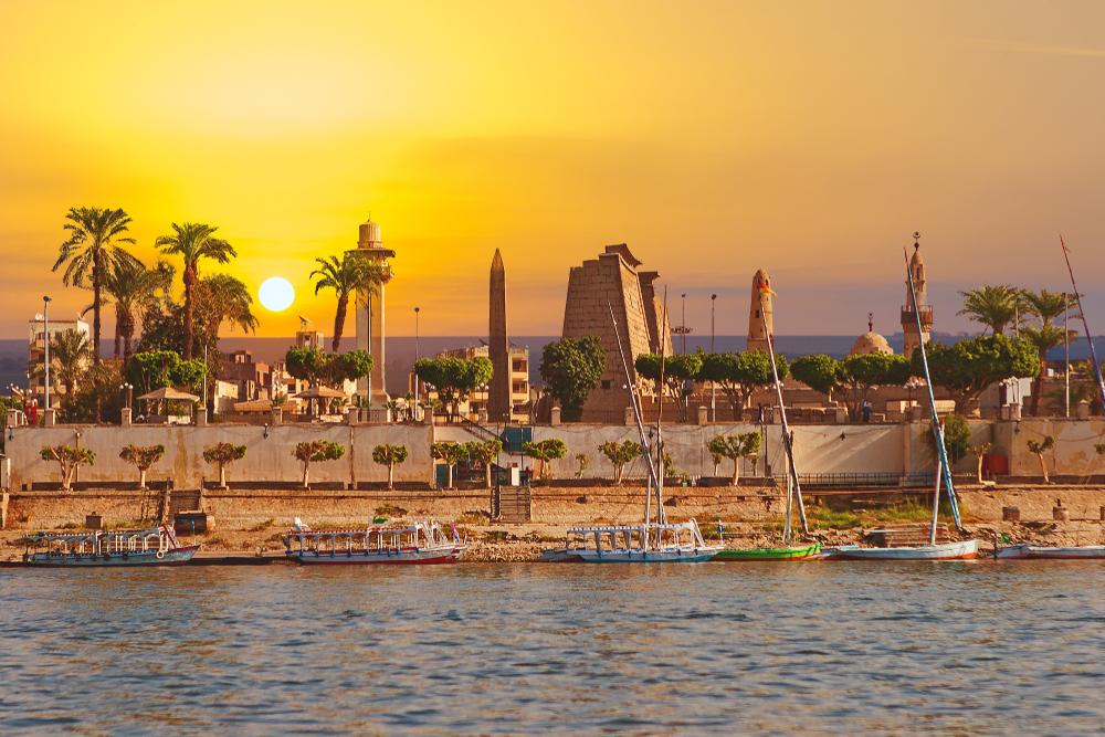 Египет будет привлекать туристов через Instagram