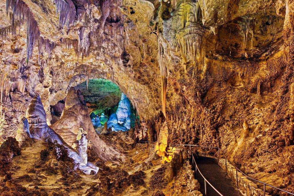 Карлсбадские пещеры картируют с точностью до миллиметра