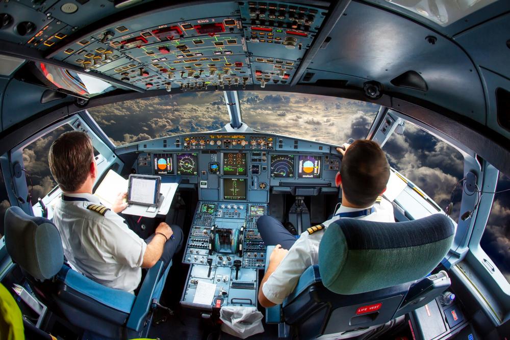 Как справиться с аэрофобией: оригинальный рецепт от украинского пилота