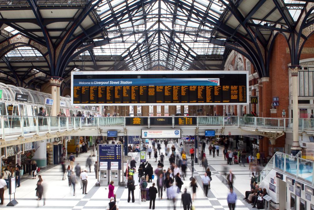 Поскользнувшийся на вокзале британец получил £27 602 компенсации.Вокруг Света. Украина