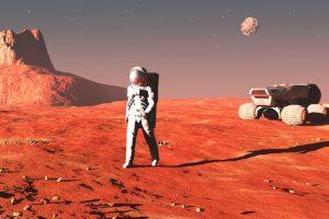 Миссия на Марс может повлиять на когнитивные функции астронавтов