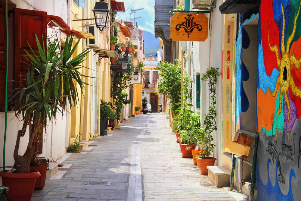 Что привезти из Греции:сувениры, одобренные богами