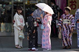 В Японии из-за жары за неделю умерли 57 человек