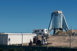 SpaceX провела финальное испытание Starhopper