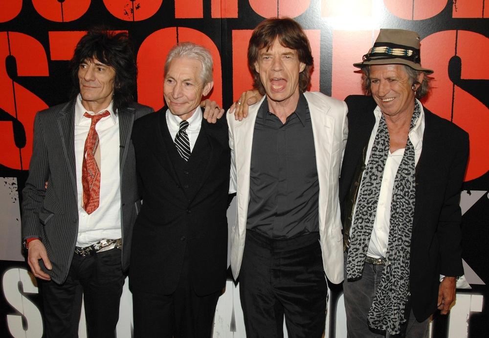 Камень на Марсе назвали в честь группы The Rolling Stones