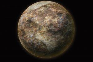 Ученые обнаружили экзопланету, не имеющую атмосферы