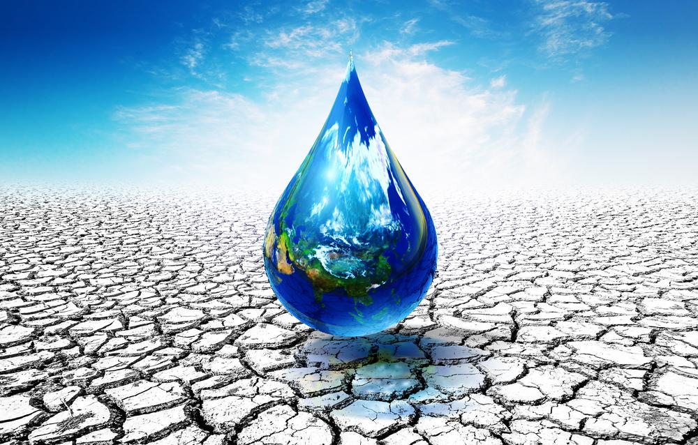Дефицит воды на планете испытывают 1,8 млрд человек