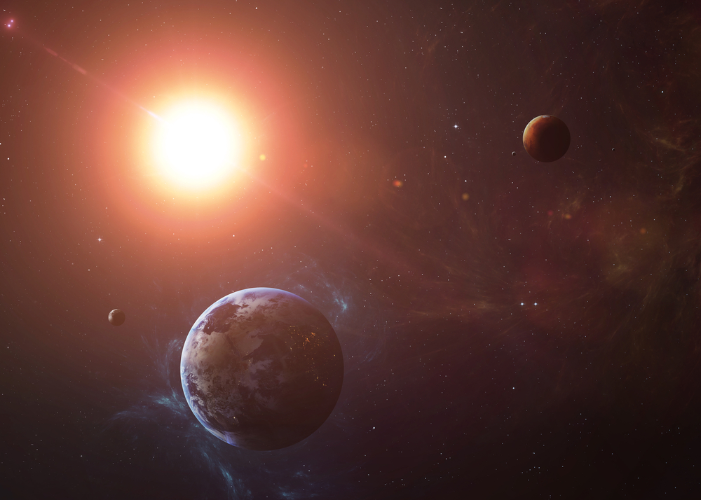 NASA временно прервало связь с марсианскими аппаратами
