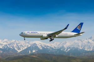 Відкрийте ворота в Азію з «Ейр Астана»: знижки до 50% на авіаквитки з Києва