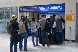 Украины получат визу в Шри-Ланку бесплатно