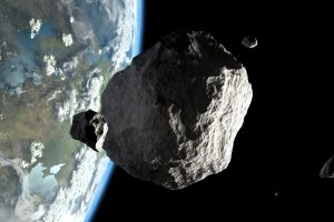 Найден потерянный астероид, угрожающий Земле