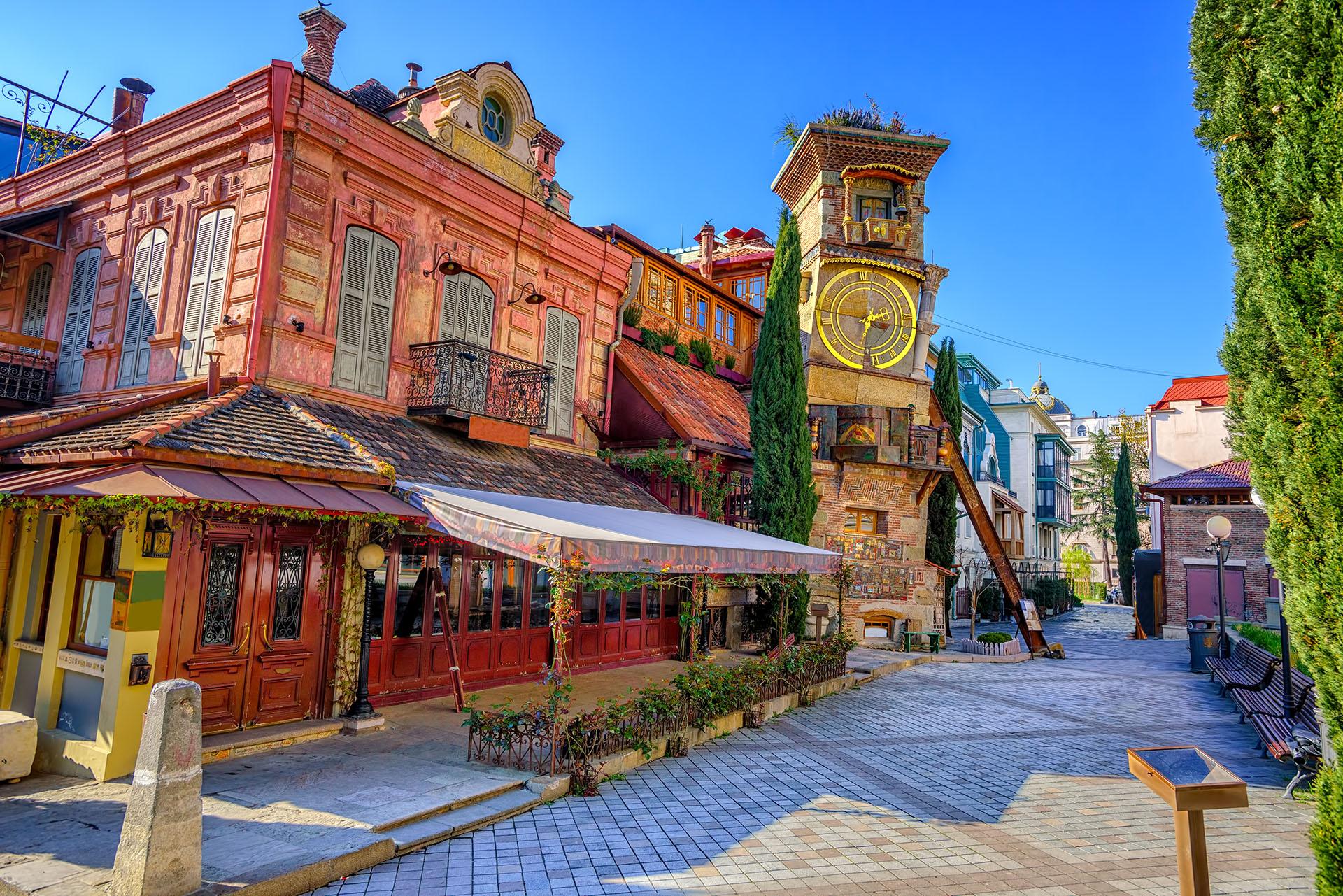 5 мест, которые нужно увидеть в Грузии