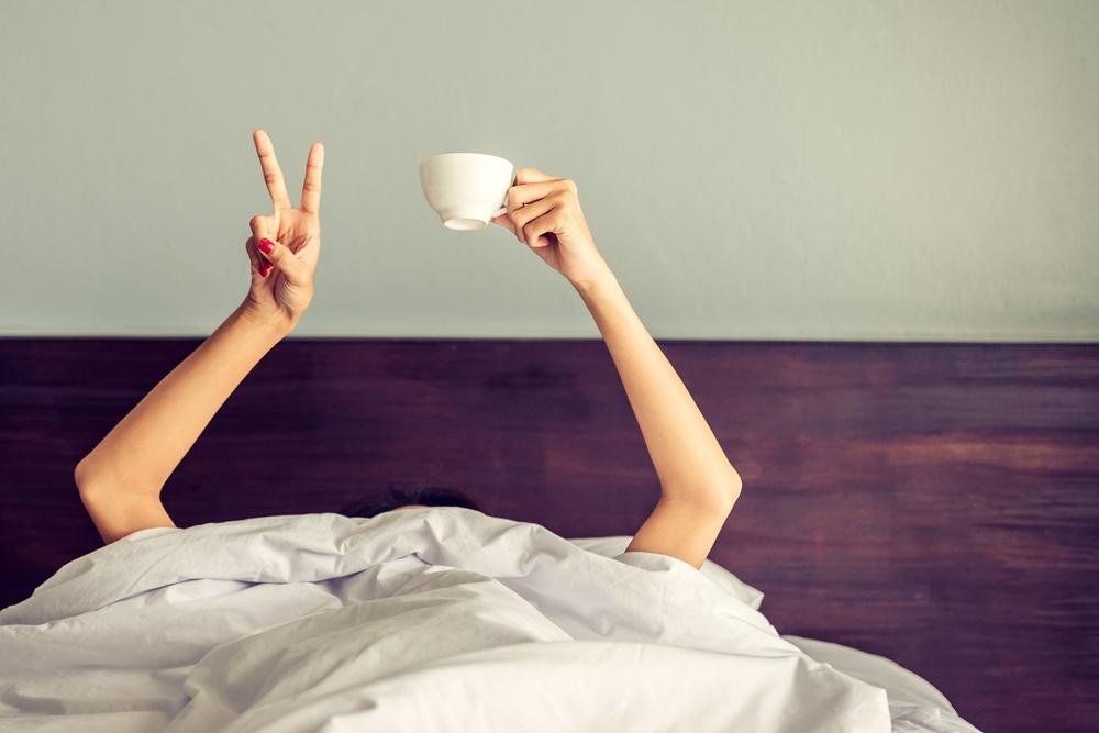 Кофе перед сном полезно — ученые