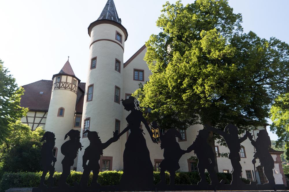 В Германии нашли надгробие Белоснежки