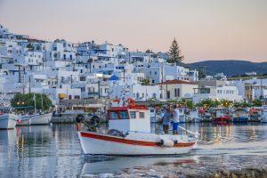 Греческий Парос станет уникальным островом без пластика