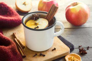 Яблоки и чай защищают от главных заболеваний современности