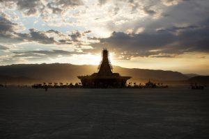 В Maps.me появился маршрут по фестивалю Burning Man