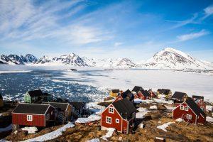 Президент США Дональд Трамп захотел купить Гренландию