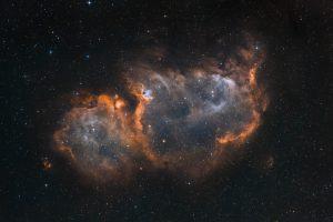 Темная материя могла возникнуть еще до Большого взрыва