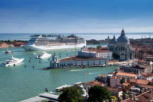 Венеция сказала «нет» большим круизным лайнерам