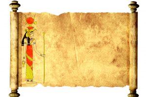 Чернила древних египтян превратились в невидимые– открытие немецких ученых