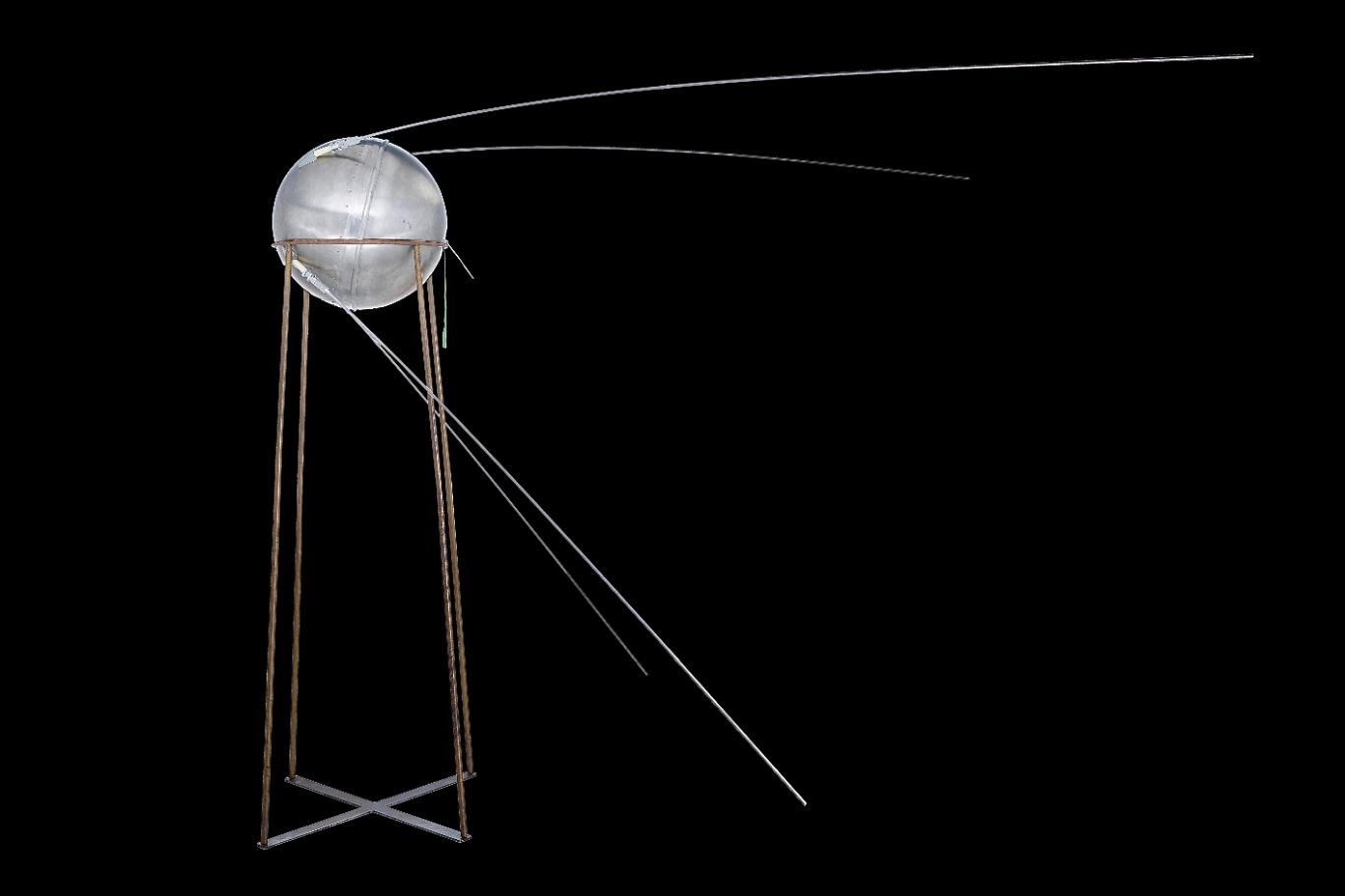 Модель самого первого спутника продадут с молотка