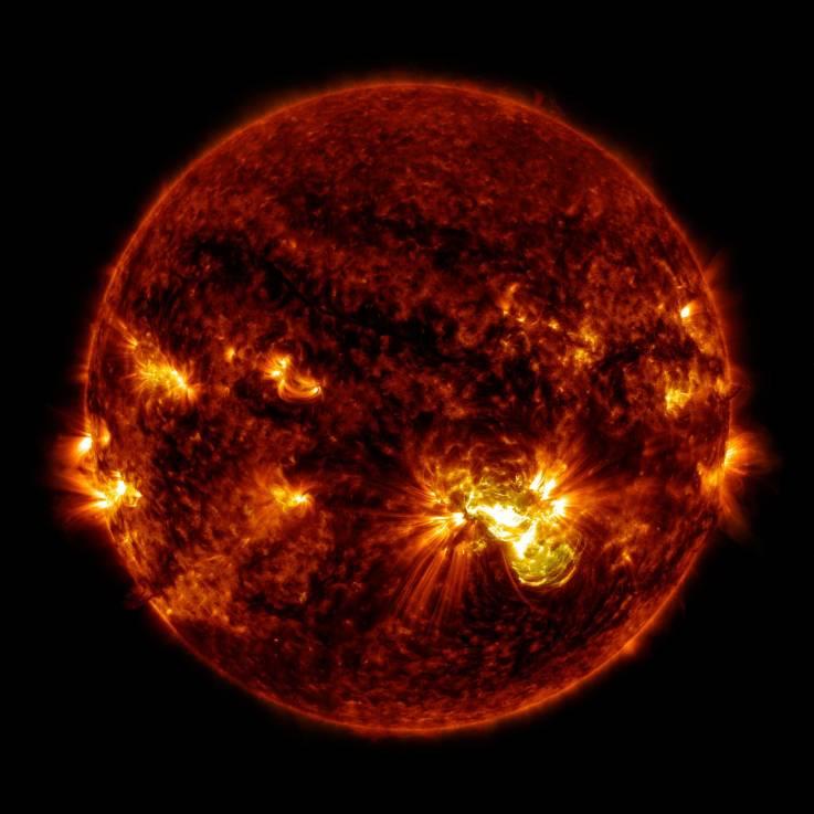 Ученые описали процесс, который запускает солнечный цикл
