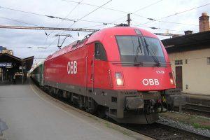 Австрия соединит Польшу, Чехию и Украину поездом