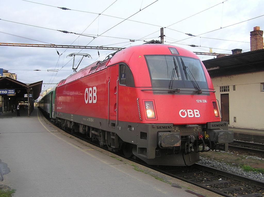 Австрия соединит Польшу, Чехию и Украину поездом.Вокруг Света. Украина