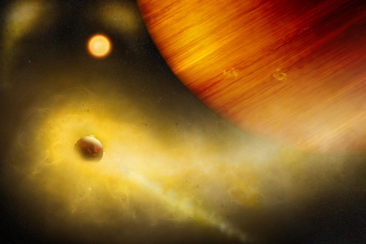 Ученые обнаружили вторую потенциальную экзолуну