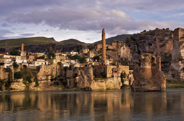В Турции затопят город возрастом 12 тысяч лет