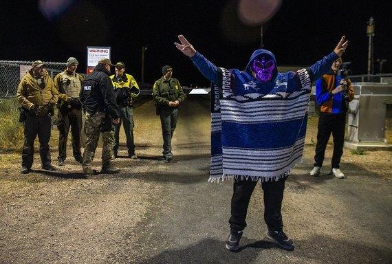 Штурм секретной зоны в США: пятеро смелых.Вокруг Света. Украина