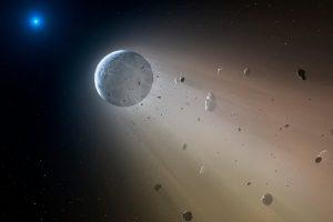 Ледниковый период был вызван разрушением гигантского астероида - ученые