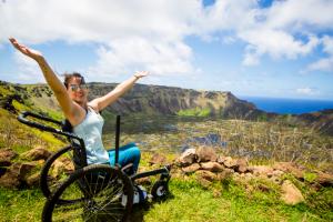 Чилийский стартап дарит инвалидам возможность увидеть мир