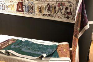 Во Франции экспонируют гобелен по мотивам «Игры престолов»