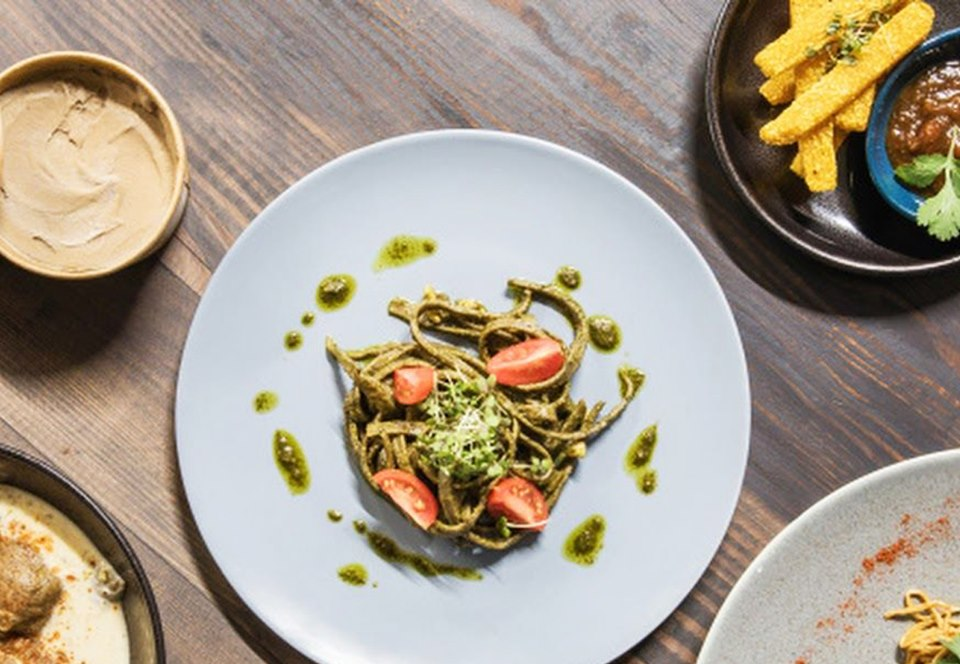 Ресторан в ЮАР предлагает блюда только из насекомых