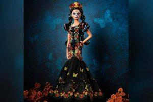 В Мексике появится Барби с черепом на лице