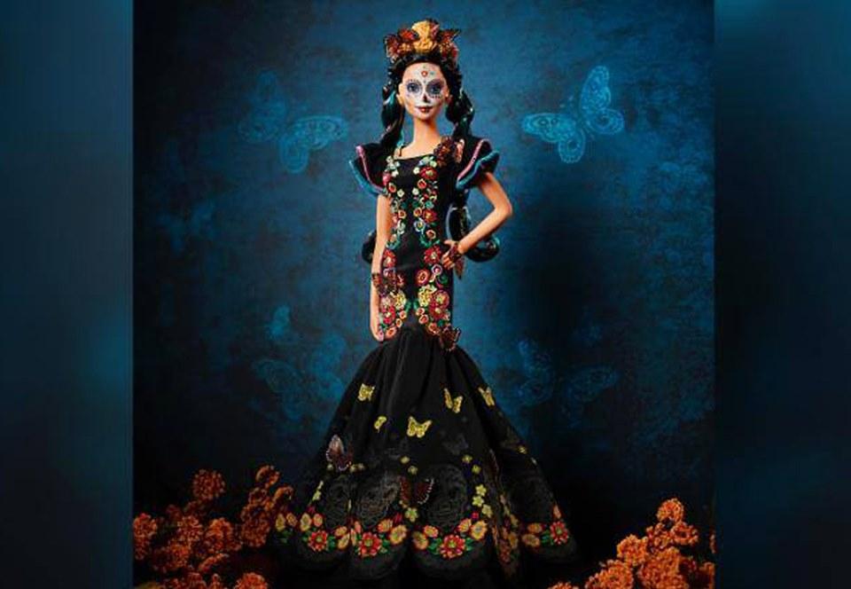 В Мексике появится Барби с черепом на лице.Вокруг Света. Украина