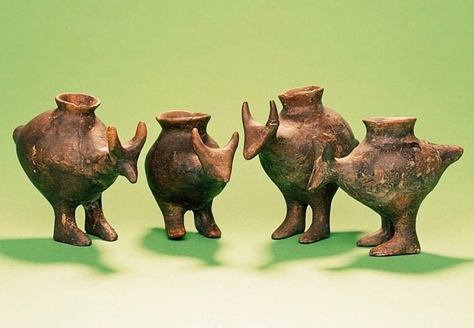 Археологи идентифицировали древние сосуды как молочники для младенцев
