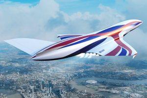 Британцы разрабатывают гиперзвуковой «космический самолет»